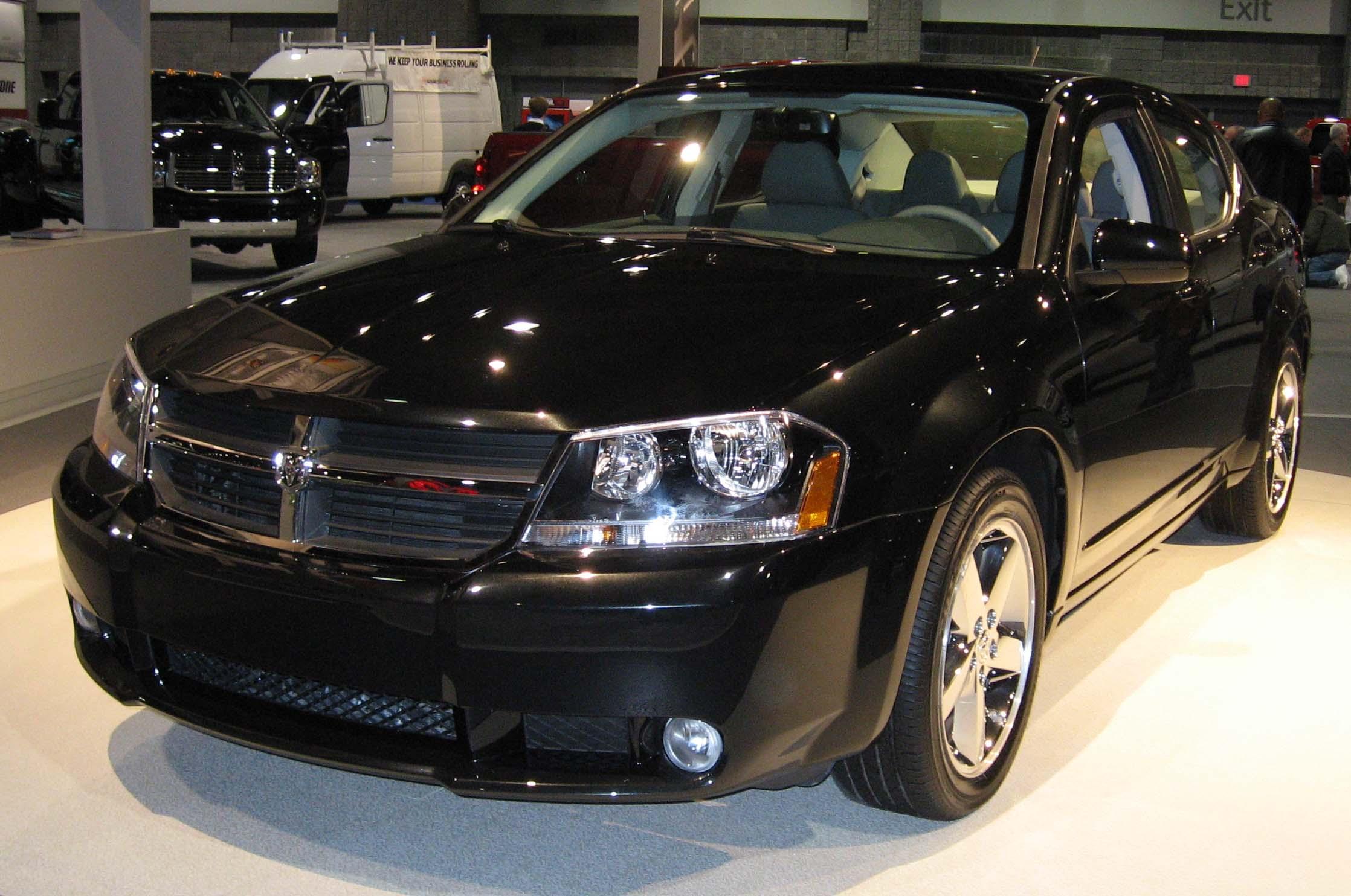 Dodge Avenger 2007 foto - 5