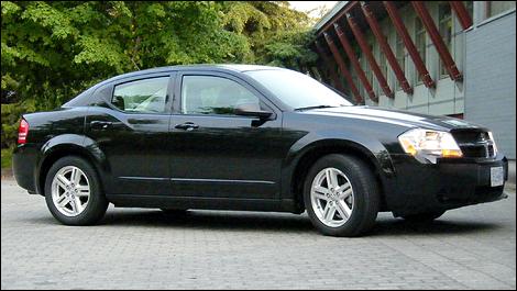 Dodge Avenger 2009 foto - 3
