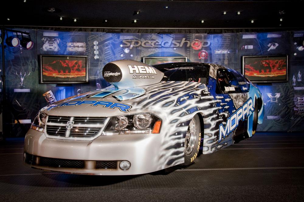 Dodge Avenger 2010 foto - 5