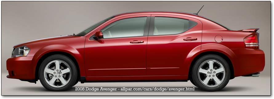 Dodge Avenger 2012 foto - 2