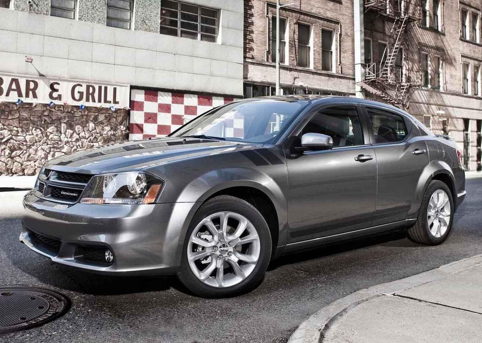 Dodge Avenger 2012 foto - 3