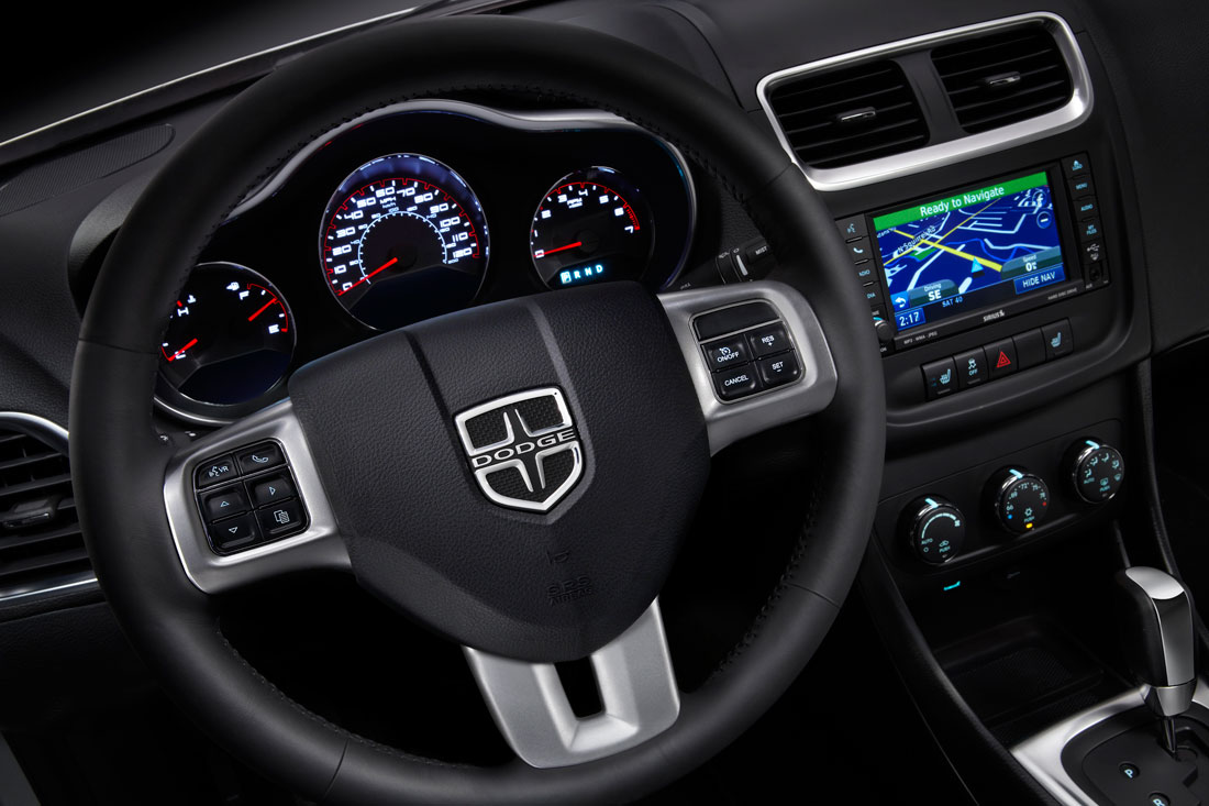 Dodge Avenger 2014 foto - 1