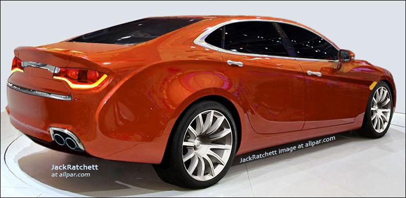 Dodge Avenger 2014 foto - 2