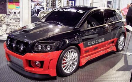 Dodge Caliber 2006 foto - 5