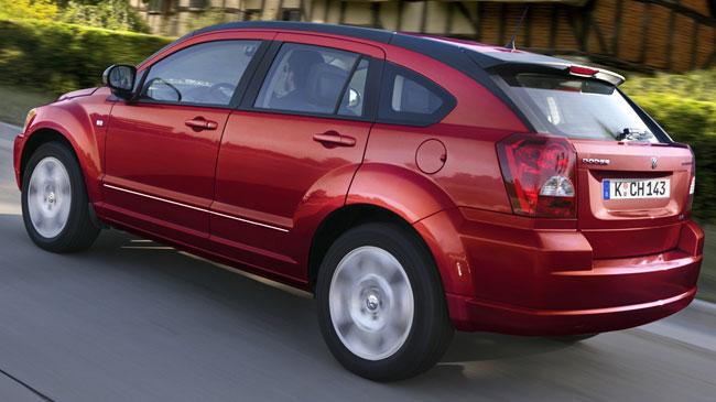 Dodge Caliber 2011 foto - 1