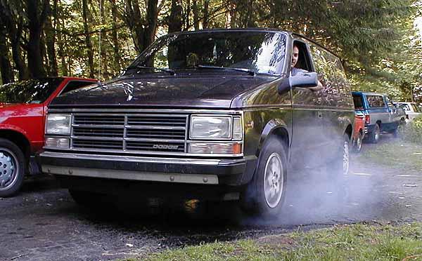 Dodge Caravan 1984 foto - 5