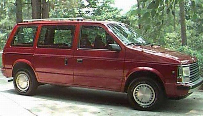 Dodge Caravan 1985 foto - 4