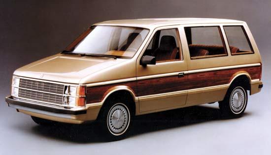 Dodge Caravan 1987 foto - 2