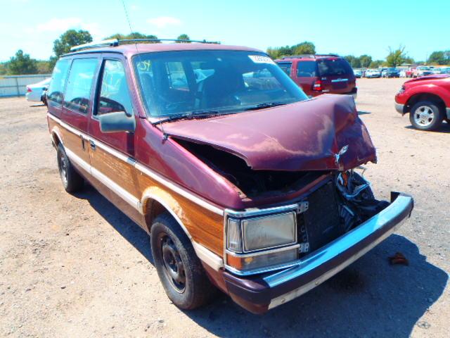 Dodge Caravan 1987 foto - 4