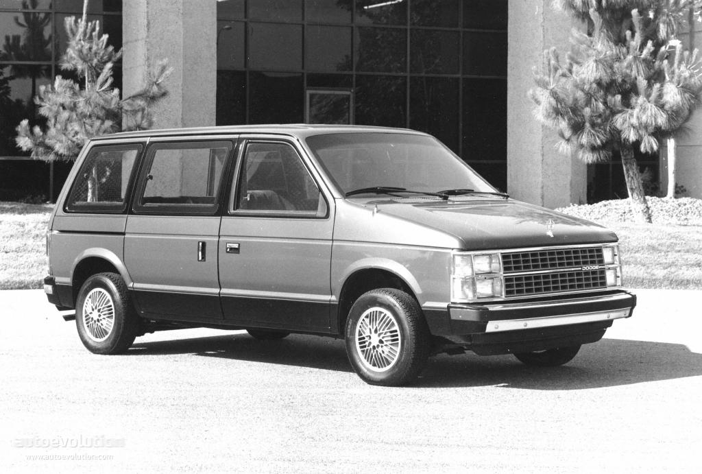 Dodge Caravan 1987 foto - 5