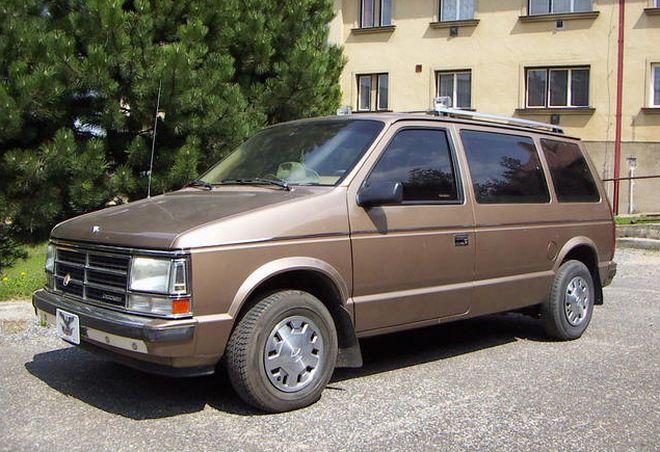 Dodge Caravan 1988 foto - 1
