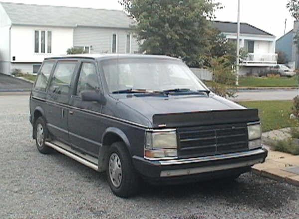 Dodge Caravan 1988 foto - 3
