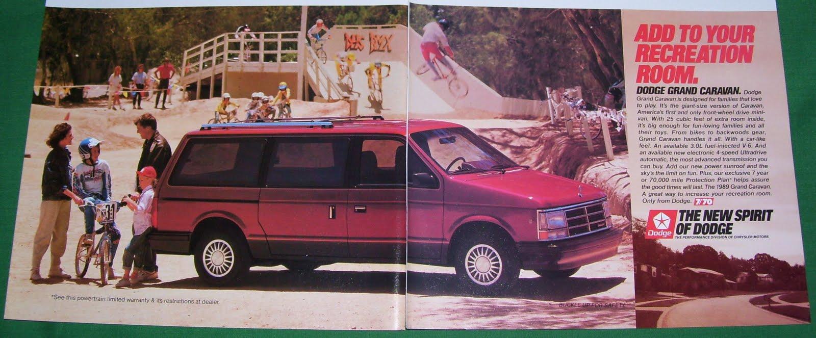 Dodge Caravan 1989 foto - 5