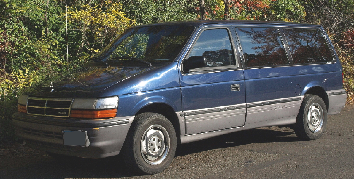 Dodge Caravan 1993 foto - 2