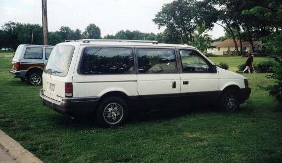 Dodge Caravan 1994 foto - 1