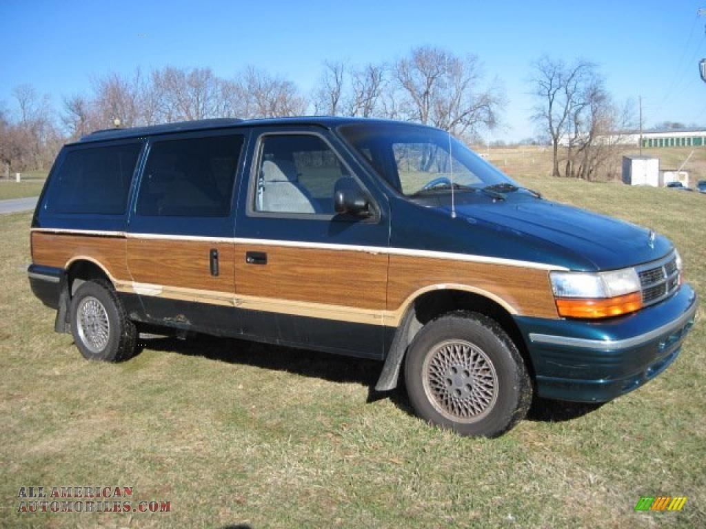 Dodge Caravan 1994 foto - 5