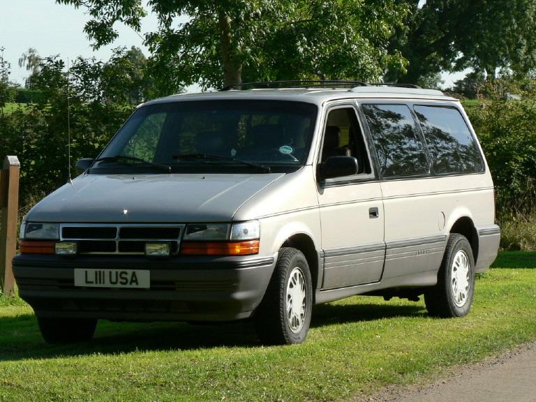Dodge Caravan 1995 foto - 1