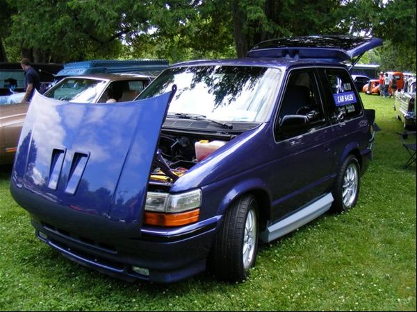 Dodge Caravan 1995 foto - 2
