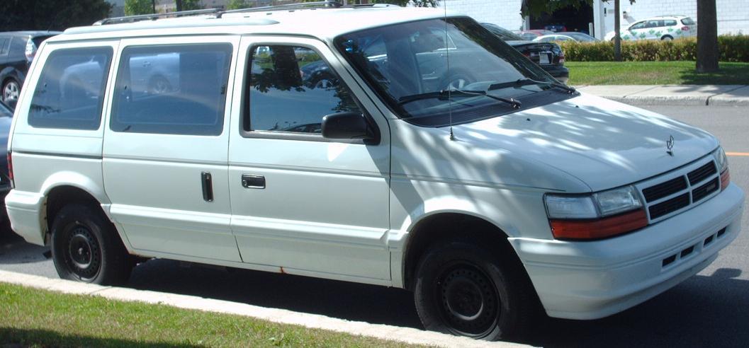 Dodge Caravan 1995 foto - 3