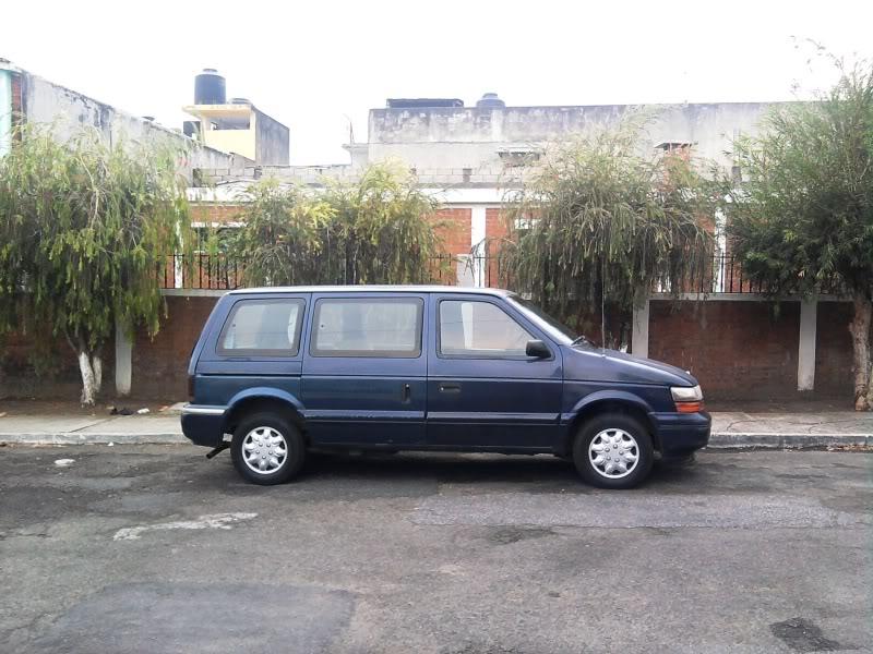Dodge Caravan 1995 foto - 5