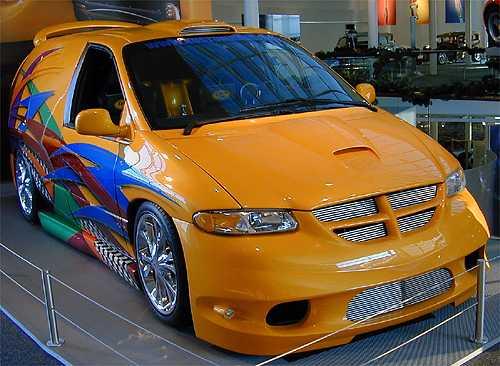 Dodge Caravan 1997 foto - 3