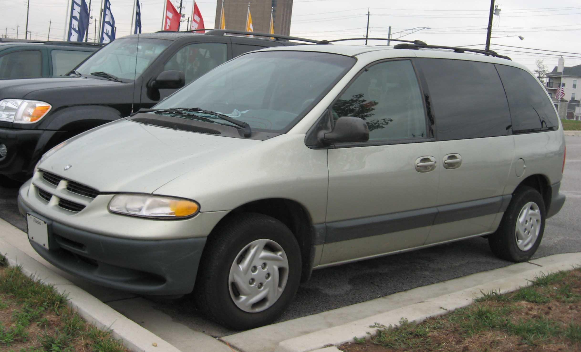Dodge Caravan 1998 foto - 1