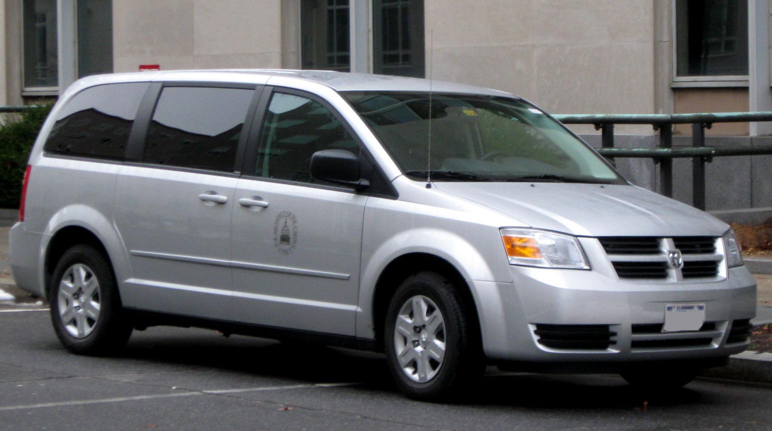 Dodge Caravan 1999 foto - 3