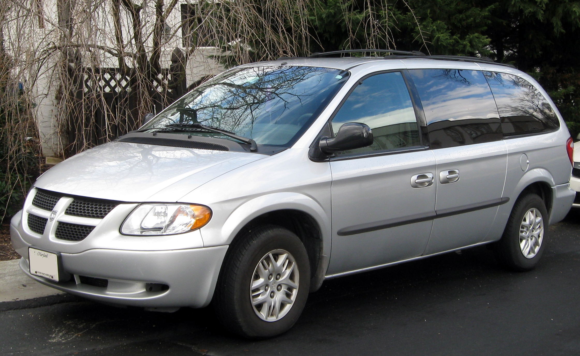 Dodge Caravan 2001 foto - 2