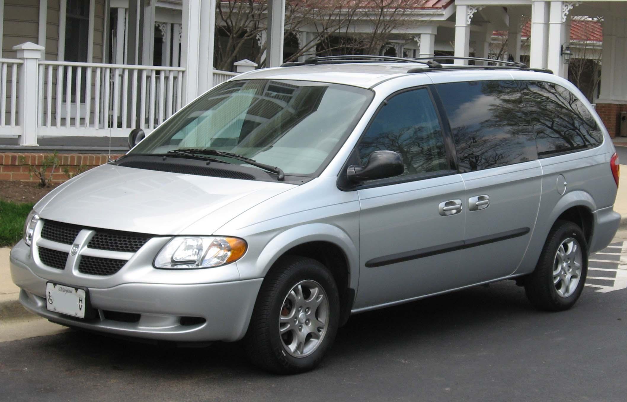 Dodge Caravan 2002 foto - 2
