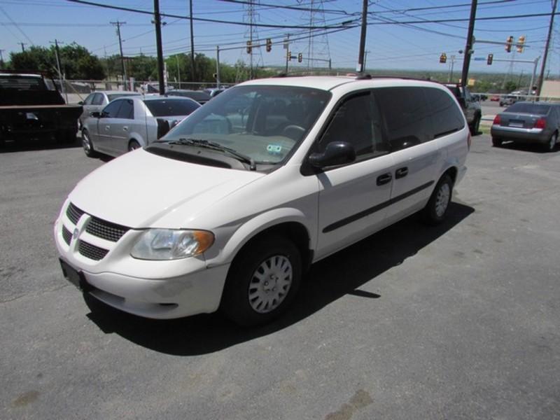 Dodge Caravan 2002 foto - 5