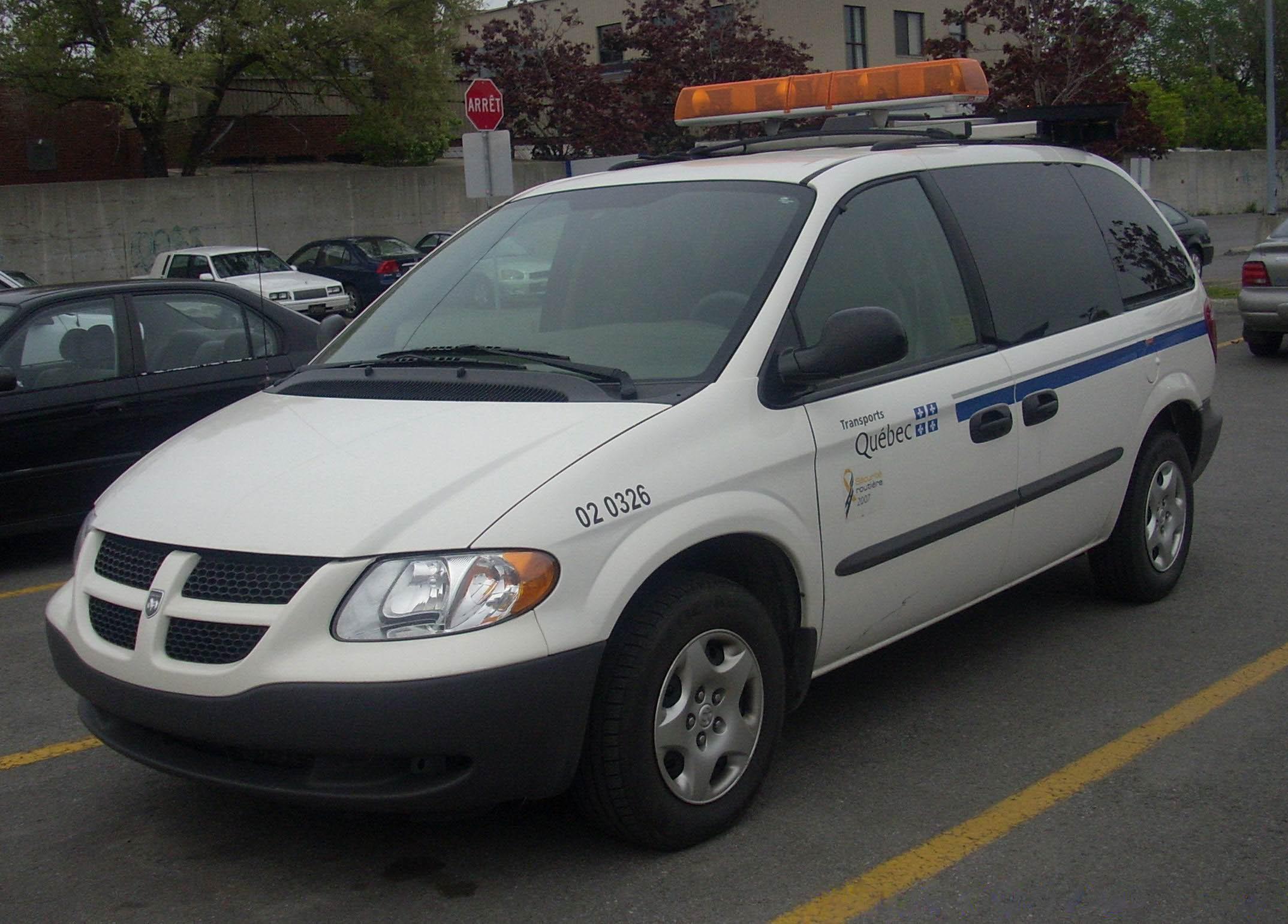 Dodge Caravan 2003 foto - 1