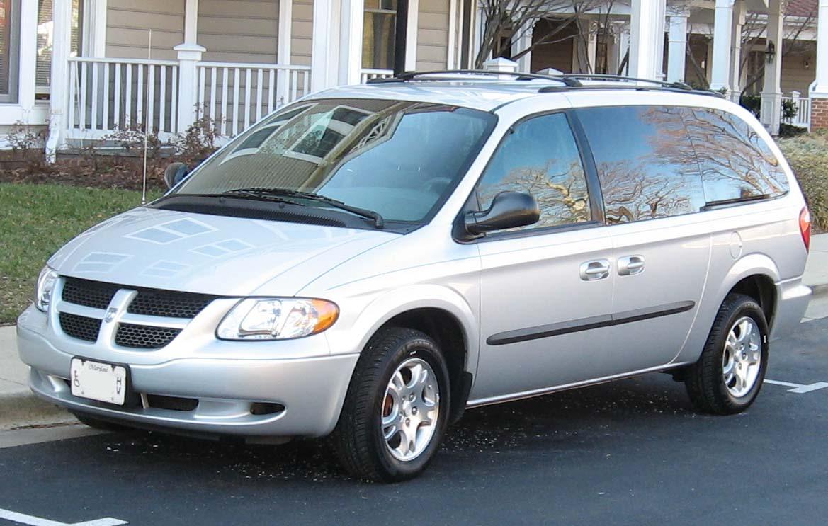 Dodge Caravan 2003 foto - 3
