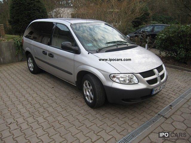Dodge Caravan 2003 foto - 4