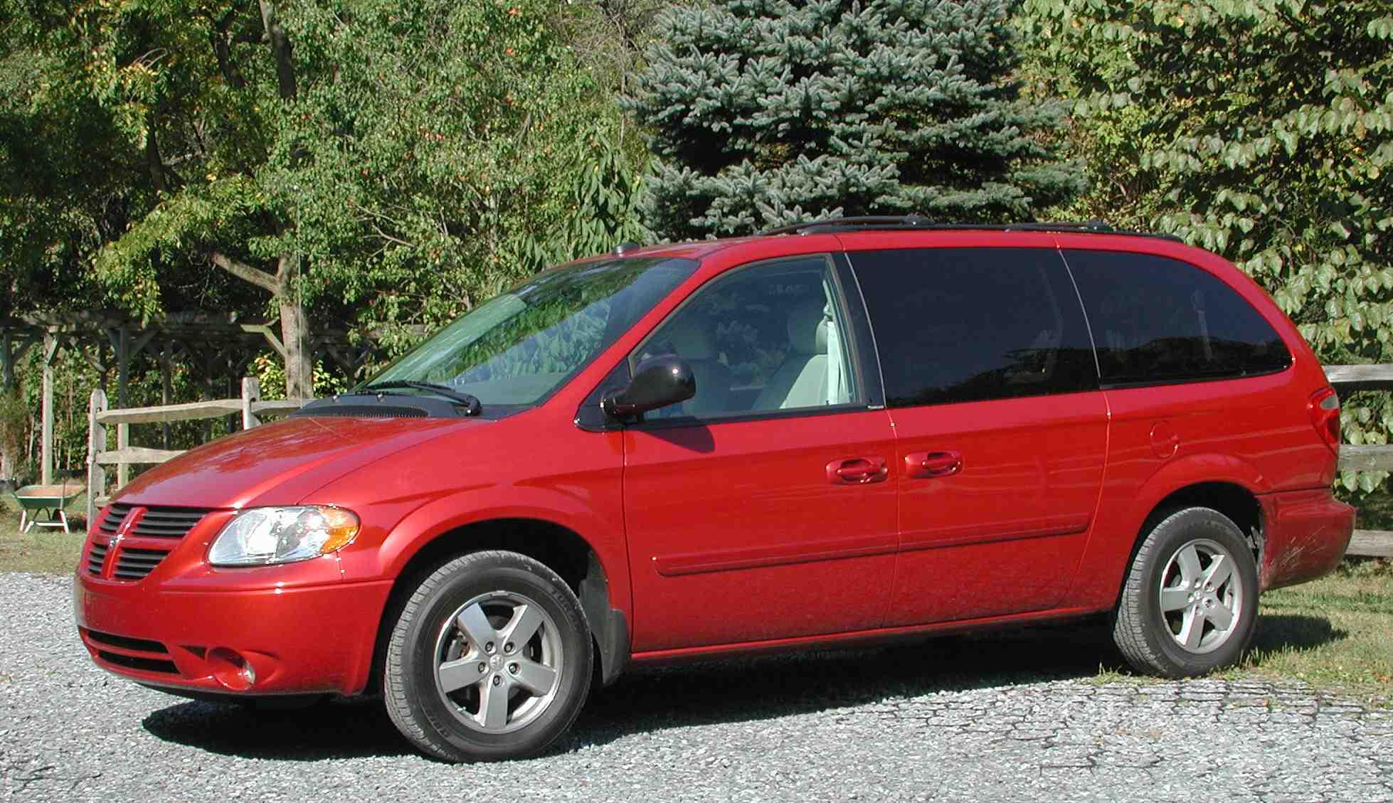 Dodge Caravan 2006 foto - 2