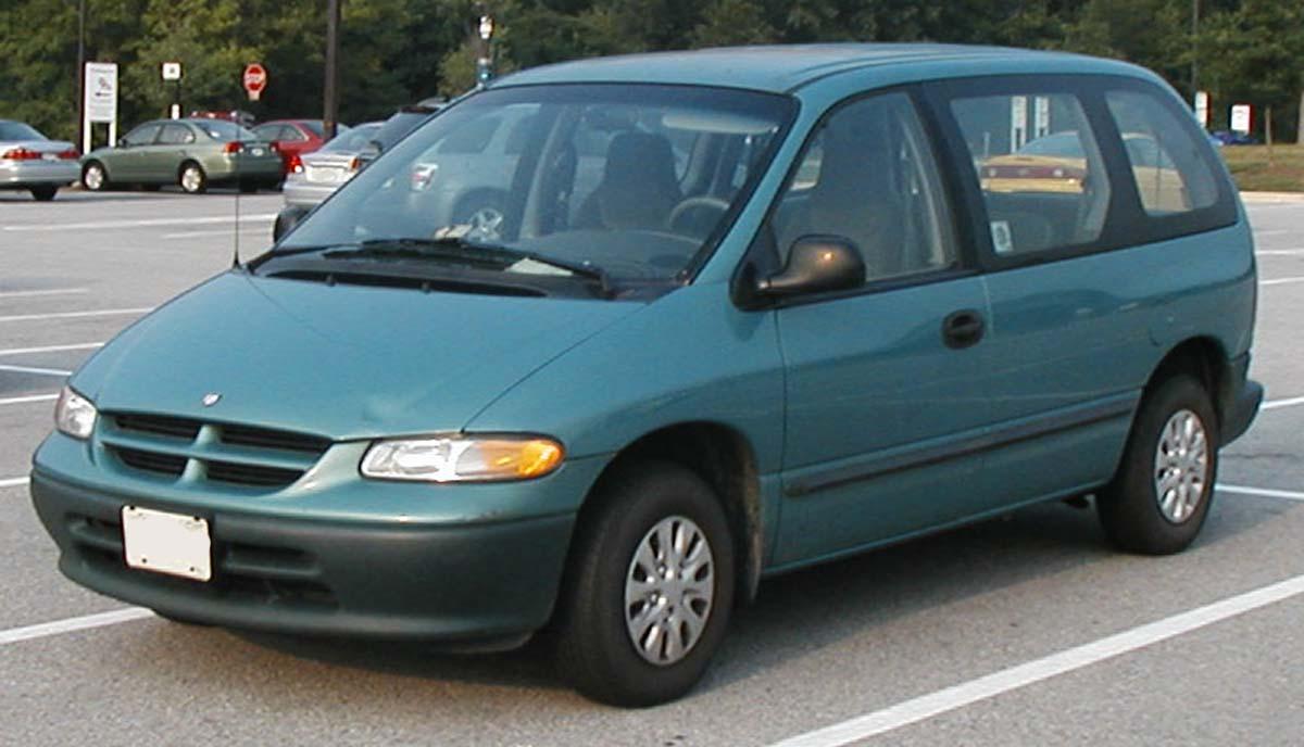 Dodge Caravan 2006 foto - 4