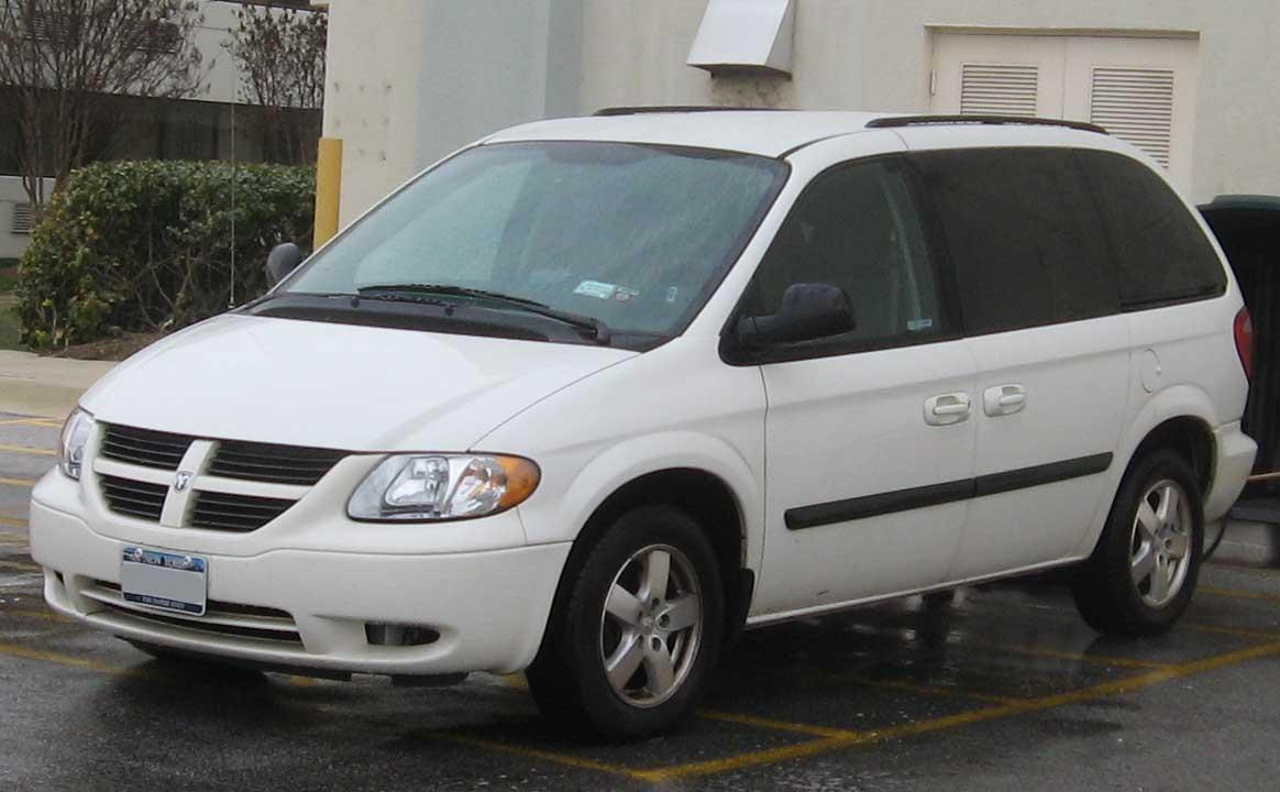 Dodge Caravan 2008 foto - 1