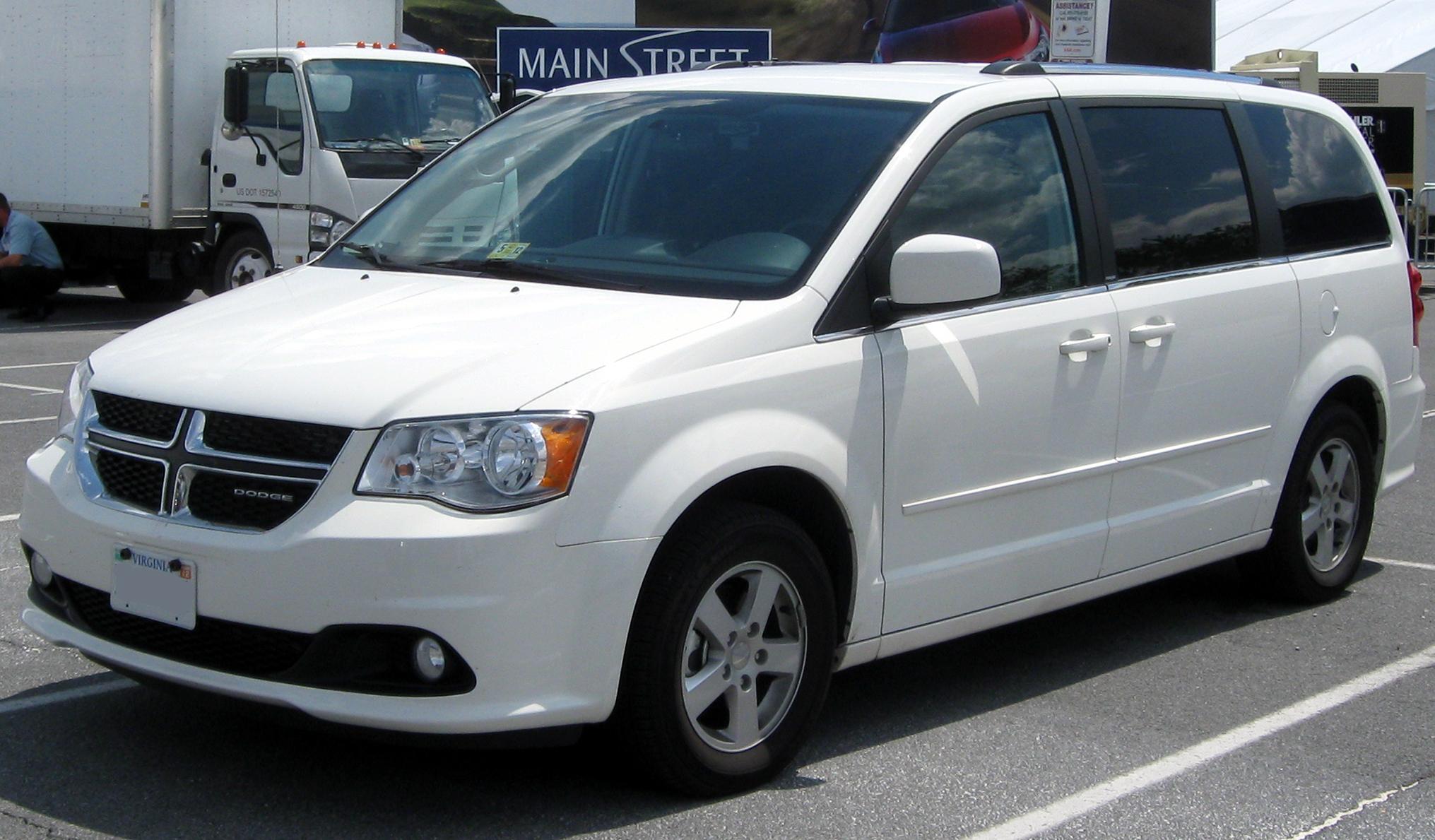 Dodge Caravan 2011 foto - 1