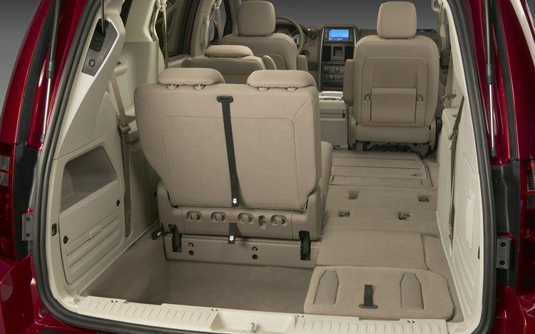 Dodge Caravan 2011 foto - 2