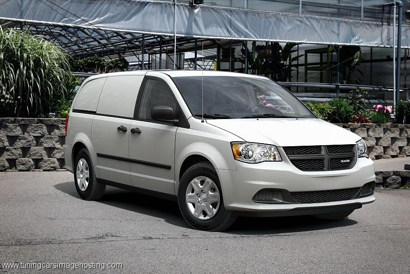 Dodge Caravan 2012 foto - 1