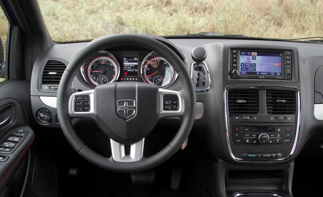 Dodge Caravan 2012 foto - 3