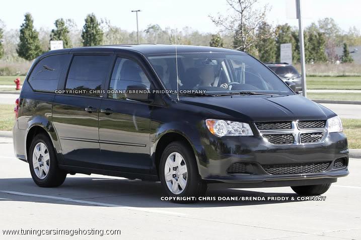 Dodge Caravan 2012 foto - 5