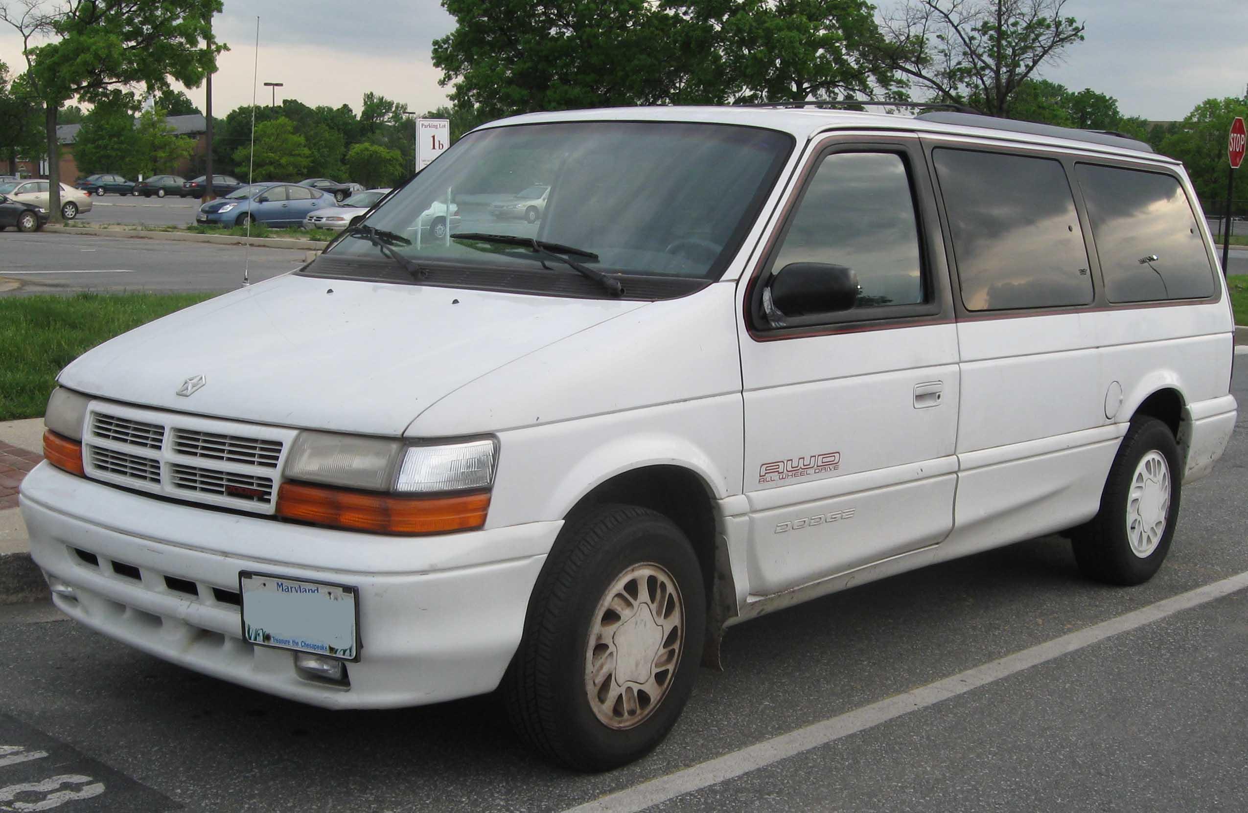 Dodge Caravan 2014 foto - 1