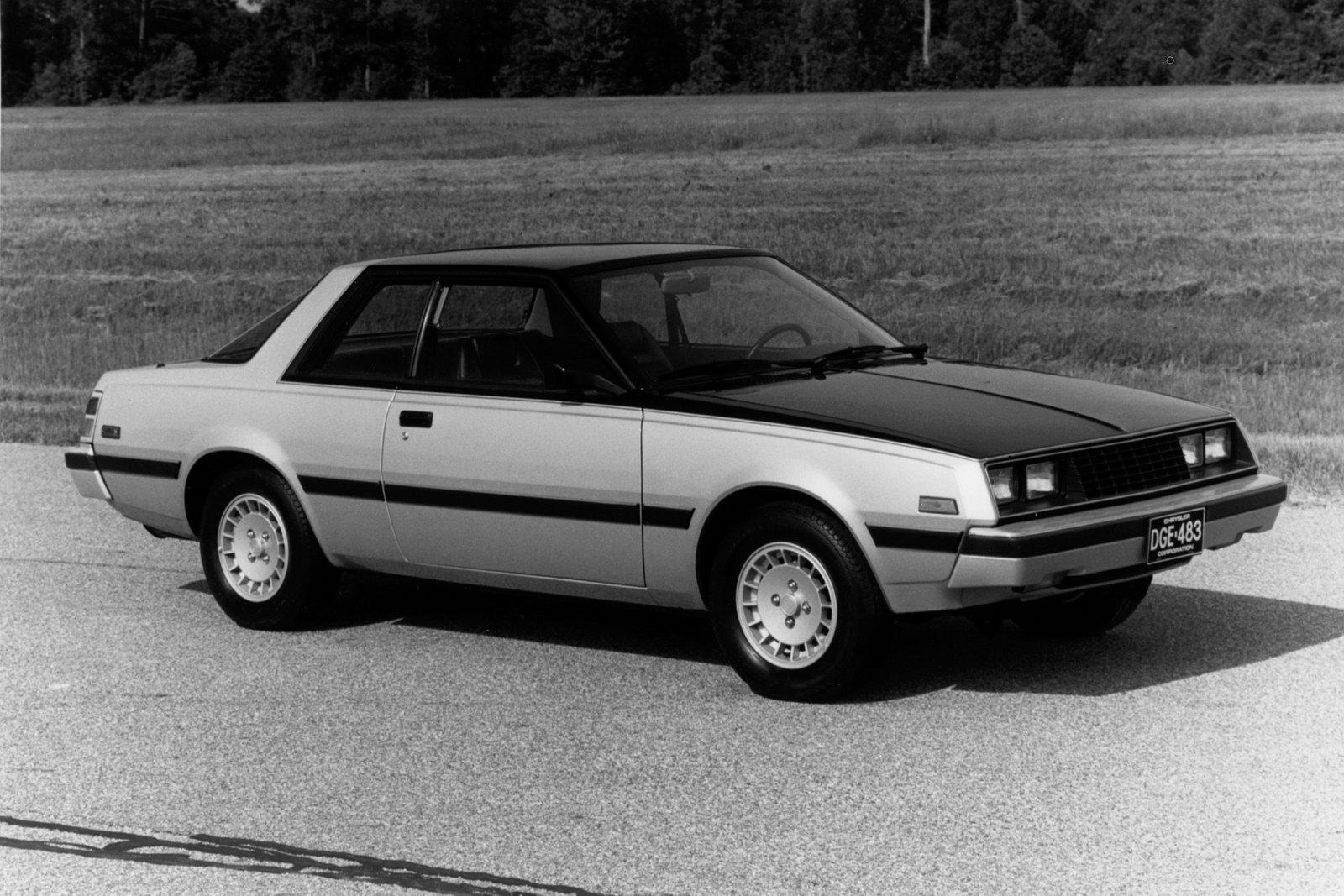 Dodge Challenger 1983 foto - 3