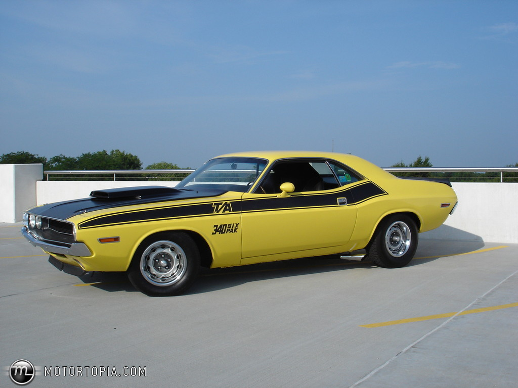 Dodge Challenger 1987 foto - 3