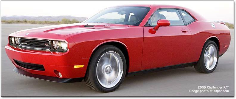 Dodge Challenger 2007 foto - 1