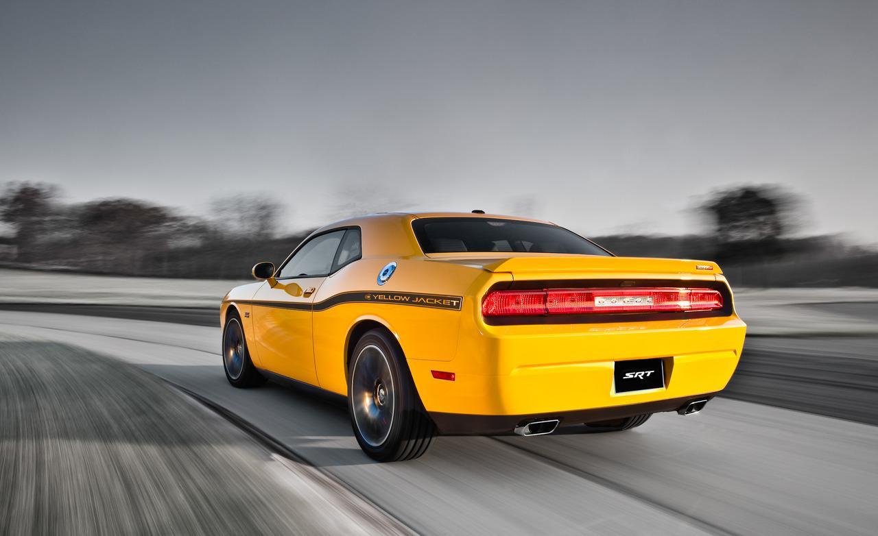 Dodge Challenger 2012 foto - 2