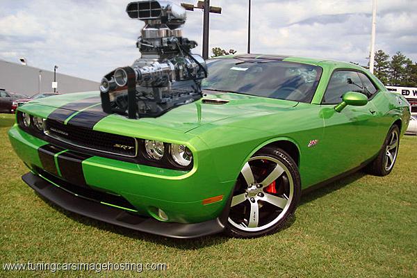 Dodge Challenger 2013 foto - 2