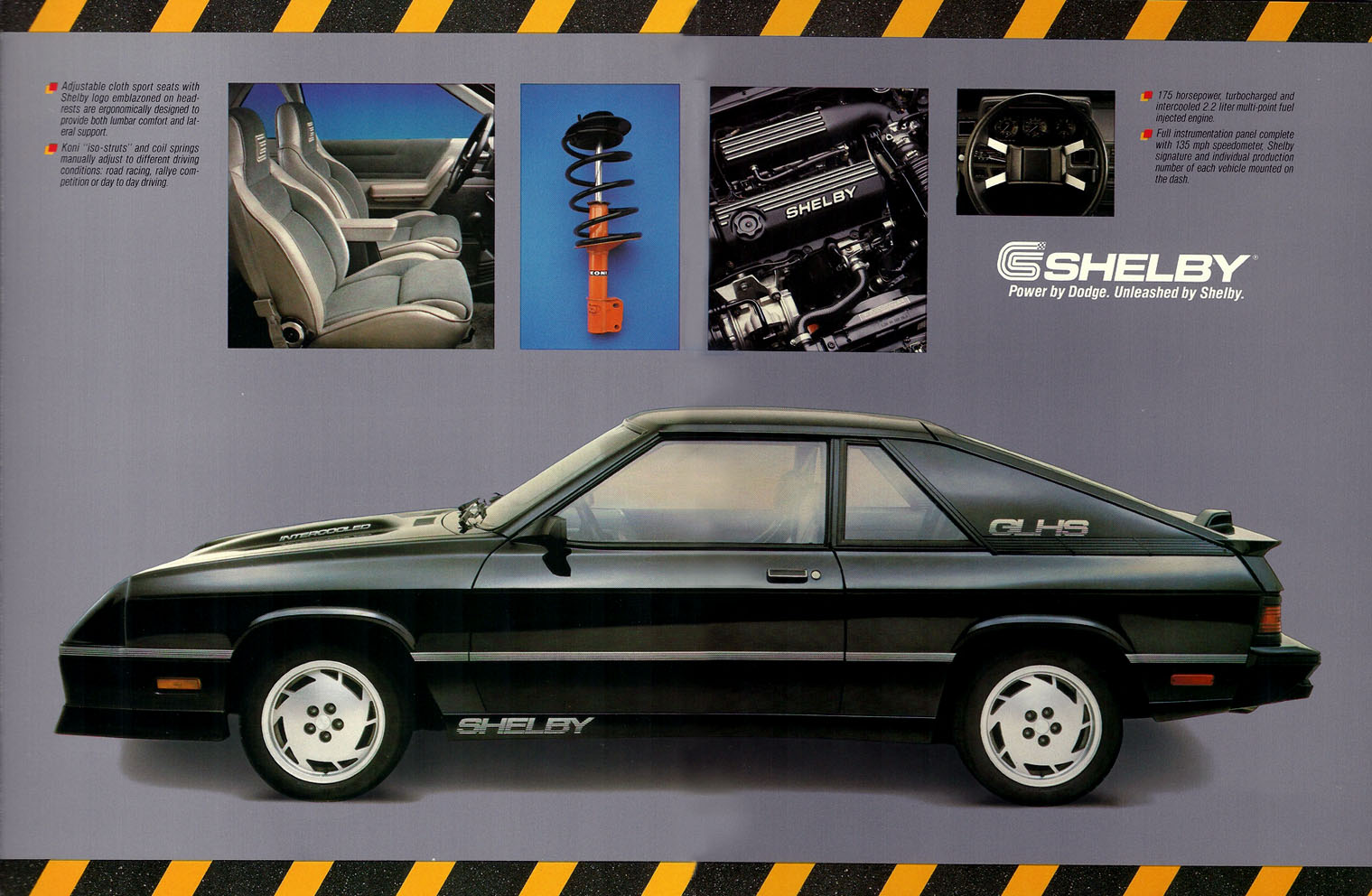 Dodge Charger 1987 foto - 1