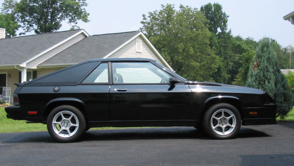 Dodge Charger 1987 foto - 2