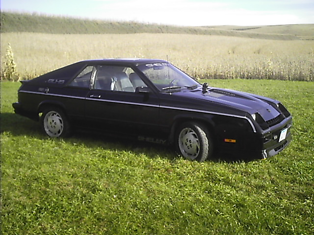Dodge Charger 1987 foto - 3